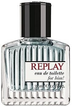 Replay For Him! - Eau de Toilette — Bild N3