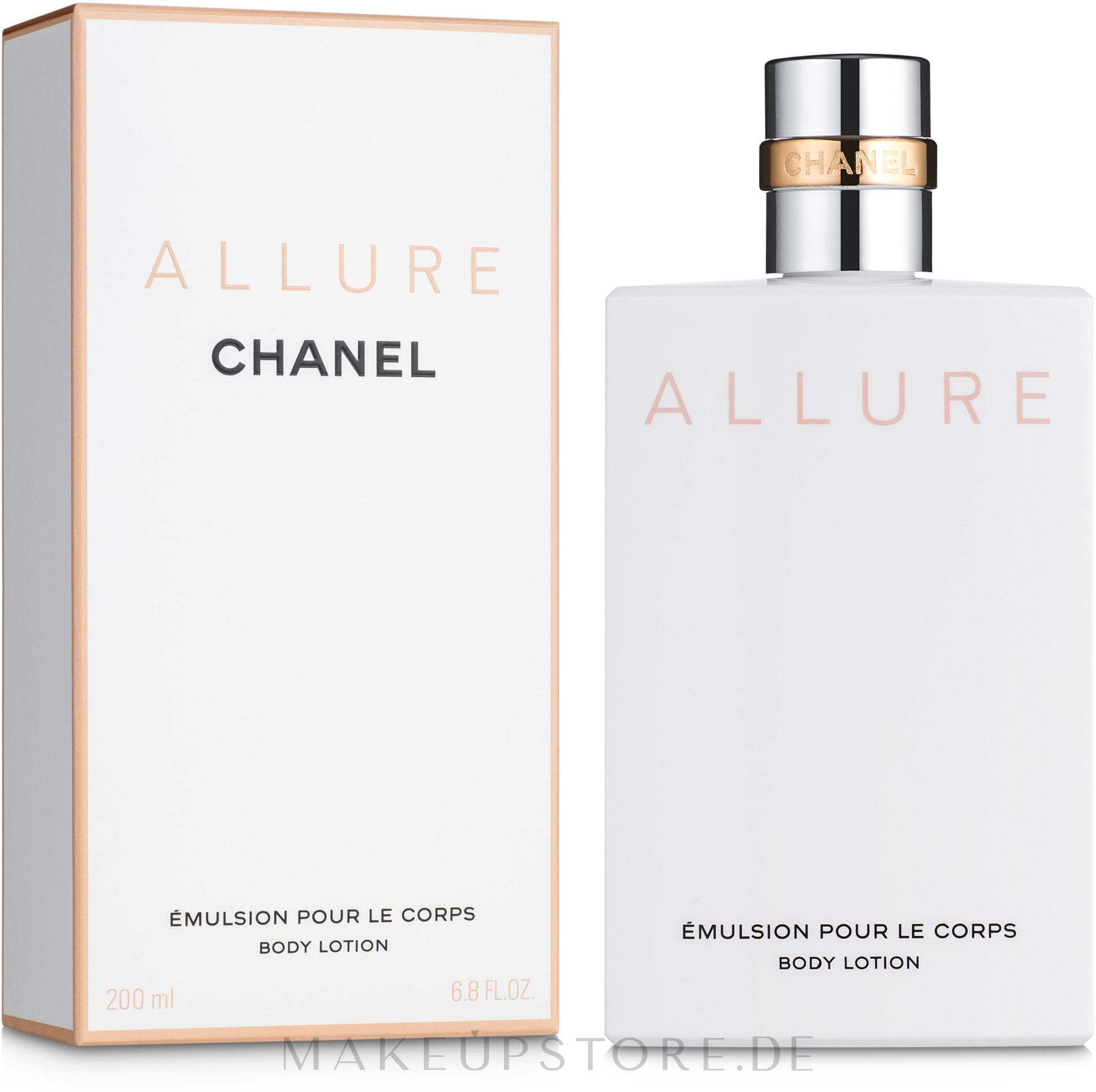 Chanel Allure - Körperlotion — Bild 200 ml