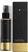 Düfte, Parfümerie und Kosmetik Haarspülung-Spray mit Algen - Nanoil Algae Hair Conditioner