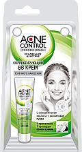 Düfte, Parfümerie und Kosmetik Korrigierende BB Gesichtscreme für Aknehaut - Fito Kosmetik Acne Control Professional