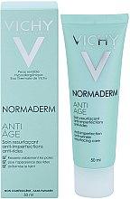 Düfte, Parfümerie und Kosmetik Anti-Falten Gesichtscreme für unreine und empfindliche Haut - Vichy Normaderm Anti-Age