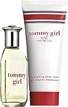 Düfte, Parfümerie und Kosmetik Tommy Hilfiger Tommy Girl - Kosmetikset (Eau de Toilette/50ml + Duschgel/100ml)