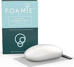 Düfte, Parfümerie und Kosmetik Festes Shampoo für trockenes Haar - Foamie Aloe Spa Shampoo Bar