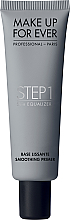 Düfte, Parfümerie und Kosmetik Glättender Gesichtsprimer - Make Up For Ever Step 1 Skin Equalizer 2 Smoothing Primer
