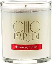 Düfte, Parfümerie und Kosmetik Duftkerze Melograno Dolce - Chic Parfum Melograno Dolce Candle