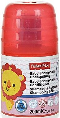 Haar Shampoo&Conditioner für Kinder 2in1 - Fisher-Price Baby Shampoo & Conditioner — Bild N1
