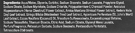 Körperpflege-Geschenkset mit Naturseifen - Zew Barber's Holiday Must Have Box (Natürliche Rasierseife 85ml + Haarseife 85ml + Gesichts- und Körperseife mit Aktivkohle 85ml) — Bild N8