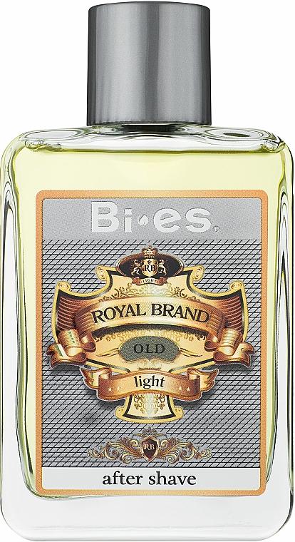 Bi-Es Royal Brand Light - After Shave — Bild N2