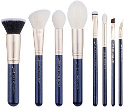 Düfte, Parfümerie und Kosmetik Make-up Pinselset T485 8 St. - Jessup