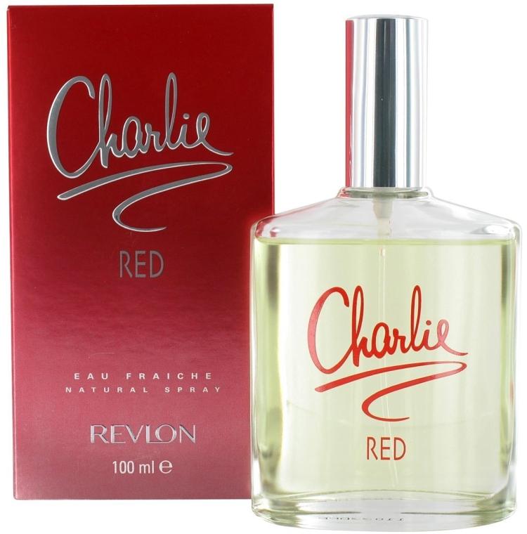 Revlon Charlie Red - Parfümiertes Körperspray