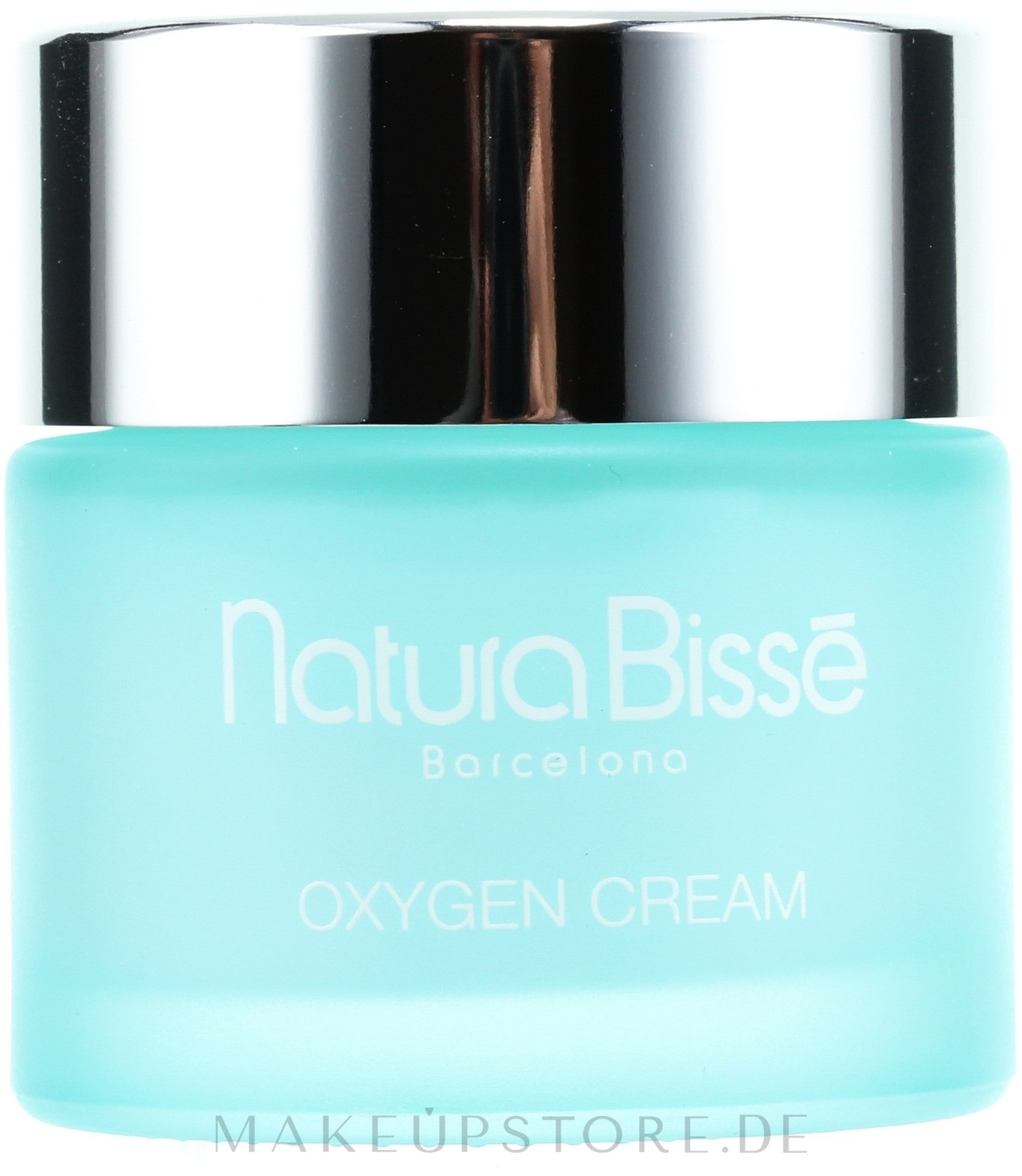 Revitalisierende und reinigende Gesichtscreme mit aktivem Sauerstoff - Natura Bisse Oxygen Cream — Bild 75 ml