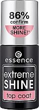 Düfte, Parfümerie und Kosmetik Glänzender Überlack - Essence Extreme Shine Top Coat