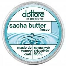 Düfte, Parfümerie und Kosmetik Erfrischende Körper- und Gesichtsbutter - Dottore Sacha Butter Fresco