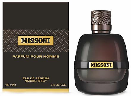 Missoni Parfum Pour Homme - Eau de Parfum — Bild N1