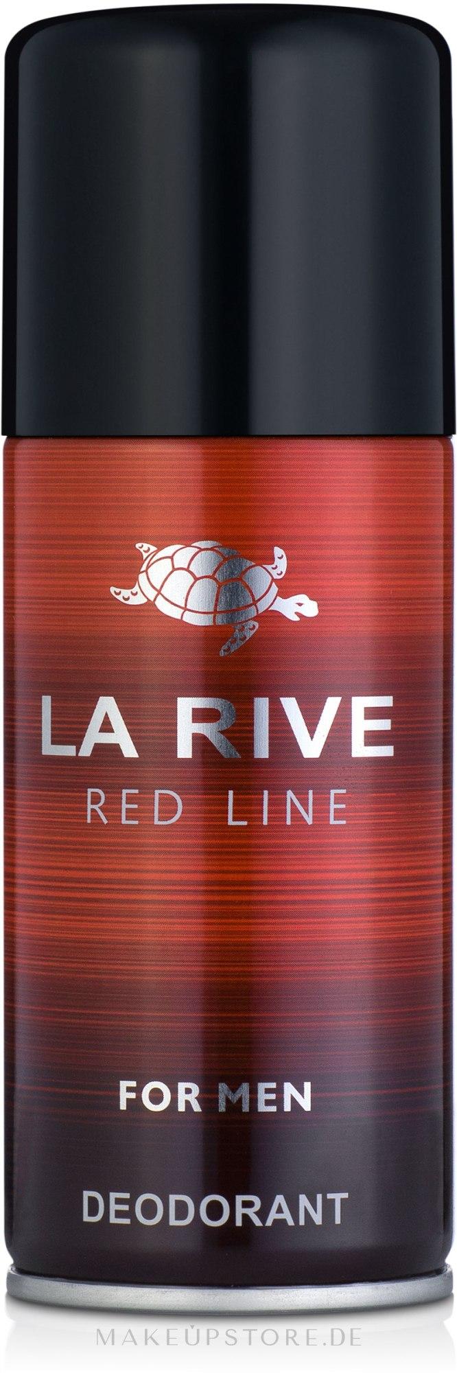 La Rive Red Line - Deospray — Bild 150 ml