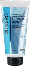 Düfte, Parfümerie und Kosmetik Anti-Frizz Shampoo mit Olivenöl für mehr Elastizität - Brelil Numero Elasticizing Shampoo