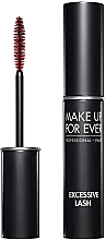 Düfte, Parfümerie und Kosmetik Mascara für voluminöse Wimpern - Make Up For Ever Excessive Lush Mascara