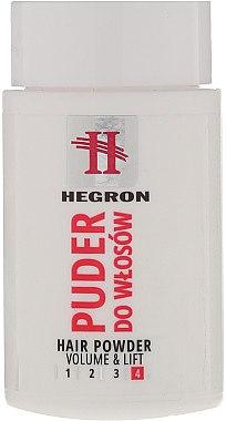 Haaruder für mehr Volumen - Hegron Hair Powder Volume & Lift — Bild N1