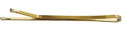 Haarnadeln 4 cm gold - Lussoni Hair Grips Golden — Bild N1