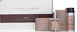 Düfte, Parfümerie und Kosmetik Acca Kappa 1869 - Kosmetikset ( Eau de Cologne/30ml+Rasierschaum/50ml+Seife/100g)