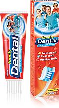 Düfte, Parfümerie und Kosmetik Zahnpasta Total Whitening - Dental Family Total Whitening
