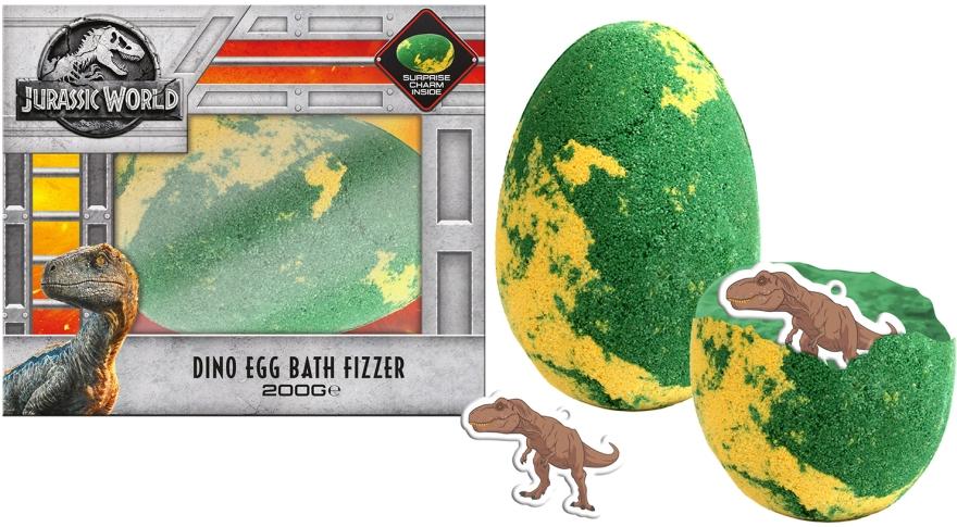 Badebombe für Kinder mit Sprudeleffekt - Corsair Universal Jurassic World Bath Fizzer — Bild N2