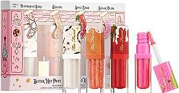 Düfte, Parfümerie und Kosmetik Lippenpflegeset - Too Faced Better Not Pout But If You Do Keep It Glossy (4x/0.12ml)