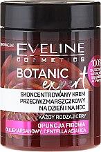Düfte, Parfümerie und Kosmetik Konzentrierte Anti-Falten Tages- und Nachtcreme - Eveline Cosmetics Botanic Expert Concentrated Anti-wrinkle Day & Night Cream