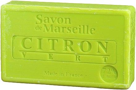 Naturseife mit Zitrone und Limette - Le Chatelard 1802 Soap Lemon & Lime — Bild N1