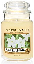Duftkerze im Glas Tobacco Flower - Yankee Candle Tobacco Flower Jar  — Bild N3