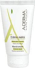 Düfte, Parfümerie und Kosmetik Intensive regenerierende Handcreme - A-Derma Intensiv Repair Handcreme