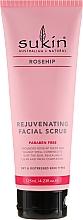 Düfte, Parfümerie und Kosmetik Verjüngendes Gesichtspeeling mit Hagebuttensamen - Sukin Rejuvenating Facial Scrub