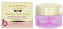 Düfte, Parfümerie und Kosmetik Anti-Aging Gesichtscreme 50+ - Frais Monde Pro Bio-Age Restructure AntiAge Face Cream 50Years