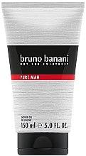 Düfte, Parfümerie und Kosmetik Bruno Banani Pure Man - Duschgel mit Sandelholz und Vetiver