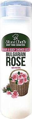 """Körper und Haar Duschgel """"Bulgarische Rose"""" - Stani Chef's Bulgarian Rose Hair and Body Shower Gel — Bild N1"""