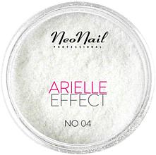 Düfte, Parfümerie und Kosmetik Schimmerndes Nagelpulver Arielle-Effect - NeoNail Professional Prah Arielle Effect