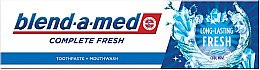 Düfte, Parfümerie und Kosmetik Zahnpasta Complete Fresh Long-Lasting Fresh - Blend-a-med Complete Fresh Long Lasting Fresh