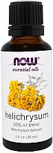 Düfte, Parfümerie und Kosmetik Ätherisches Öl Helichrysum - Now Foods Essential Oils Helichrysum Oil Blend