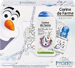 Düfte, Parfümerie und Kosmetik Corine de Farme Olaf - Duftset (Eau de Toilette 50ml + Duschgel 250ml + Accessories)