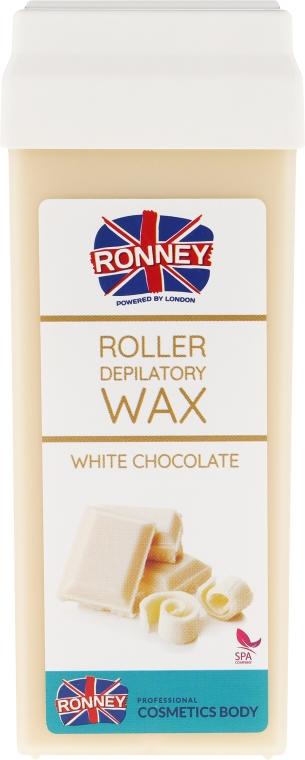 """Enthaarungswachs """"Weiße Schokolade"""" - Ronney Wax Cartridge White Chocolate — Bild N1"""