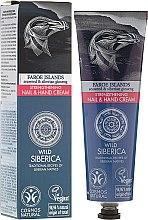 Düfte, Parfümerie und Kosmetik Stärkende Hand- und Nagelcreme - Natura Siberica Faroe Islands Strengthening Nail & Hand Cream