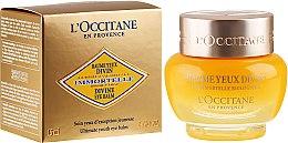 Düfte, Parfümerie und Kosmetik Verjüngender Augenbalsam - L'Occitane Immortelle Divine Eye Balm