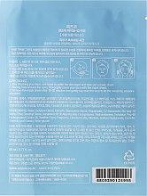 Feuchtigkeitsspendende Gesichtsmaske mit Grüntee-Extrakt - Mizon Enjoy Vital-Up Time Watery Moisture Mask — Bild N2