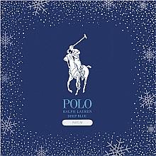 Düfte, Parfümerie und Kosmetik Ralph Lauren Polo Deep Blue Holiday Gift Set - Duftset (Parfum 125ml + Parfum 40ml)
