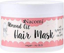 Düfte, Parfümerie und Kosmetik Haarmaske - Nacomi Almond Oil Hair Mask