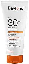 Düfte, Parfümerie und Kosmetik Liposomale pflegende Sonnenschutzlotion für den Körper SPF 30 - Daylong Protect & Care Lotion SPF 30