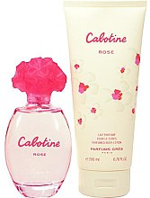 Gres Cabotine Rose - Duftset (Eau de Toilette 100ml + Körperlotion 200ml) — Bild N2