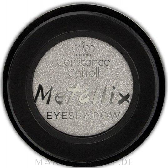 Lidschatten - Constance Carroll Metallix Mono Eyeshadow — Bild 01 - Ivory