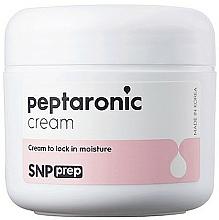 Düfte, Parfümerie und Kosmetik Feuchtigkeitsspendende Gesichtscreme mit Peptiden und Hyaluronsäure - SNP Prep Peptaronic Cream