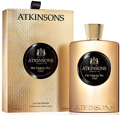 Atkinsons Her Majesty The Oud - Eau de Parfum — Bild N1